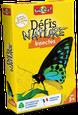 DÉFIS NATURE INSECTES +7ans, 2-6j