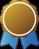 Medaille Icon Deutsche Meisterschaft Glasreinigung