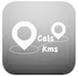 De distancia a calorías quemadas con calorie distance app