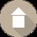 Link Symbol Hausbesuche - Haus Silhouette
