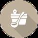 Link Symbol Sauna - Aufgusseimer