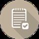 Link Symbol Mini-Reha - To do Liste mit Haken