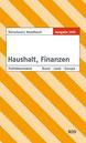 Cover des Buches 'Kürschners Handbuch Haushalt, Finanzen'