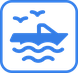 Beveiliging boten terugvinden