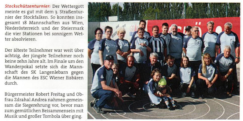Gemeindeblatt Juni 2014