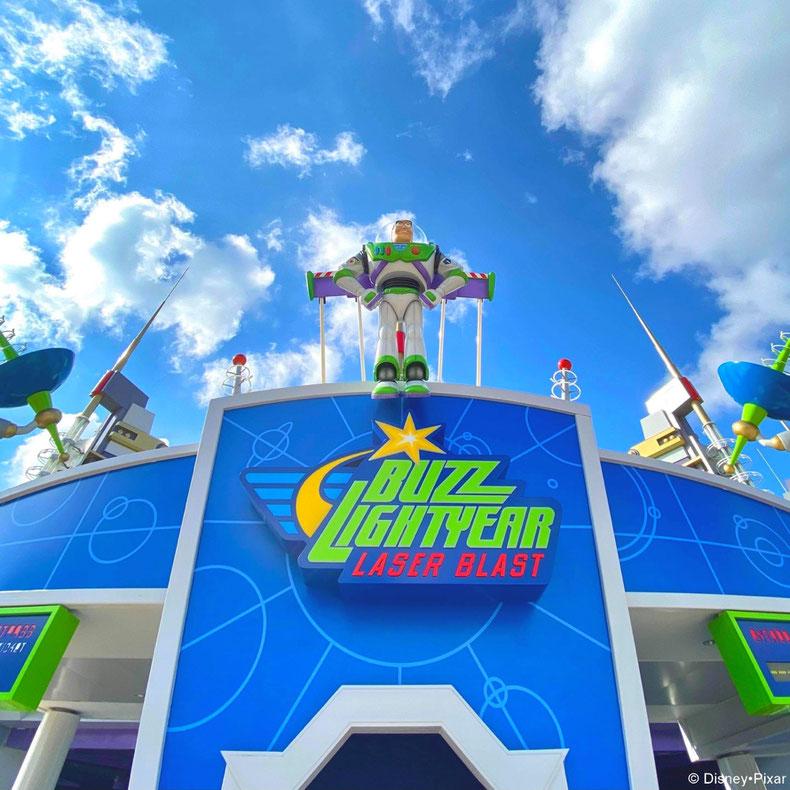 La longue réhabilitation de l'attraction Buzz Lightyear Laser Blast à Discoveryland