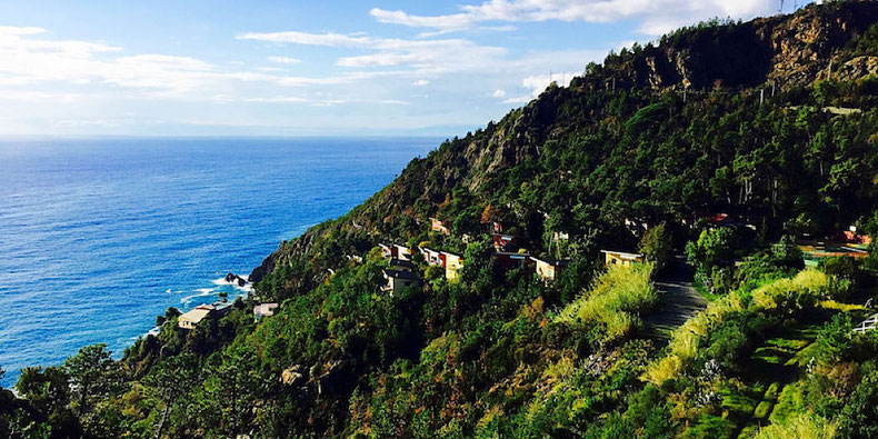 An Italian Oasis on the Ocean: La Francesca