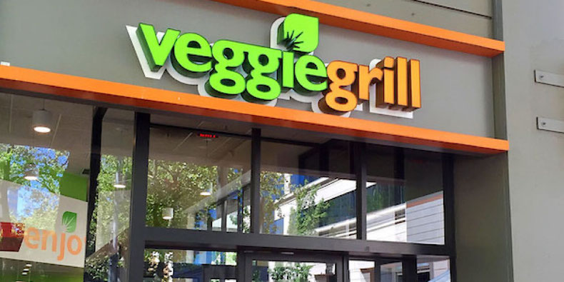 veggie grill portland oregon