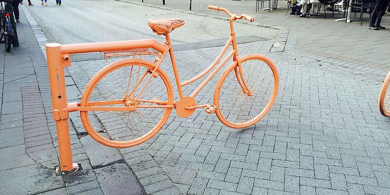 bicycle art reykjavik