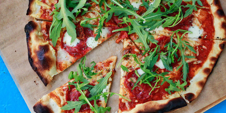 Brighton Vegan Bites: Pizza Me