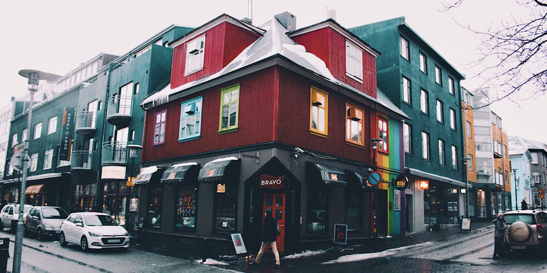That Time I Fell in Love with Reykjavik