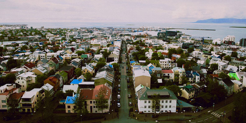 Vegan Guide to Reykjavik, Iceland