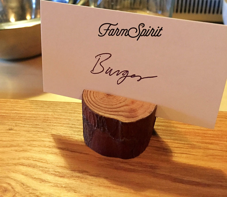 farm spirit name card