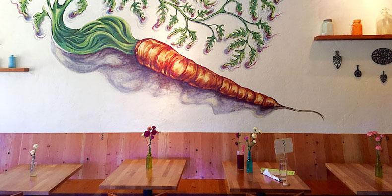 Portland Vegan Bites: Thrive Sauce and Bowls