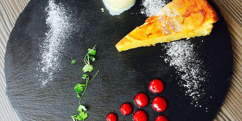 vegan cake food for friends vegetarian restaurant brighton england
