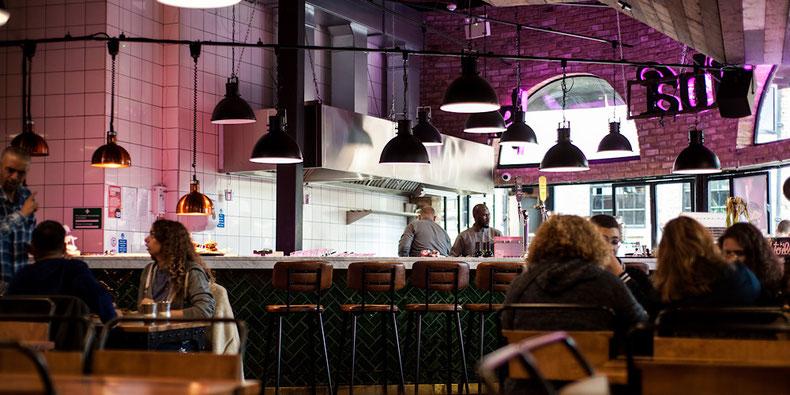 Get a Sneak Peek Inside London's Hot Spots