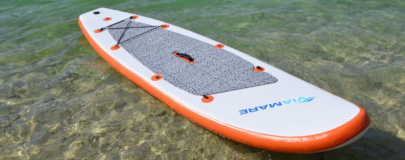 SUP +stand up paddle +viamare +sandroshop