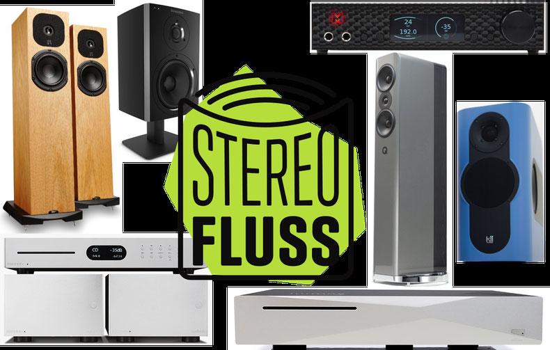 Neat Acoustics, Dynaudio, audiolab, Kii Three, Creek, Mytek