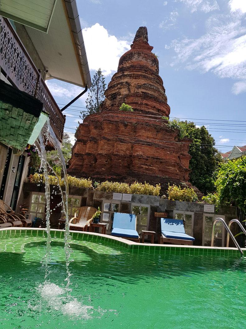 Así nos recibe Chiang Mai