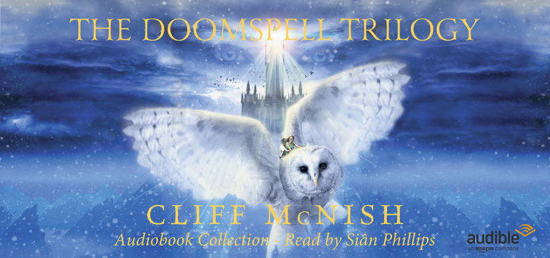 The Doomspell Trilogy Audiobook Collection by Cliff McNish