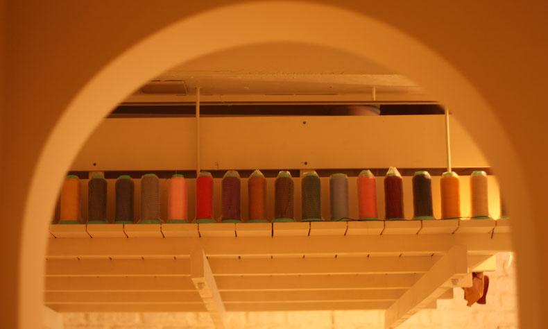東京・神奈川・大阪にあるレザークラフト(革)教室ヨコハマセリエのアトリエ