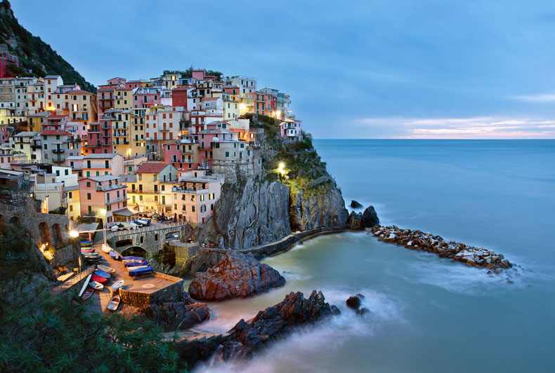 Manarola Blues  (Fougerouse Arnaud)