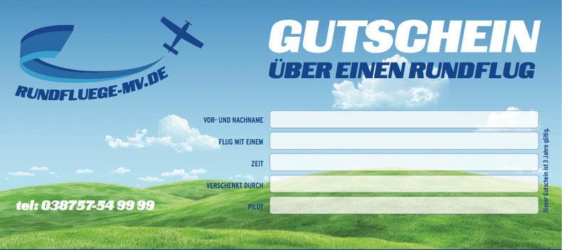 Über einen Gutschein für einen Rundflug über Schwerin, Ludwigslust, Grabow, oder Parchim  freut sich jeder. Verschenken Sie etwas Einmaliges. Oder fliegen Sie doch einfach selbst über Ihre Stadt oder Ihrem Lieblingsplatz. Wir fliegen Sie gern.