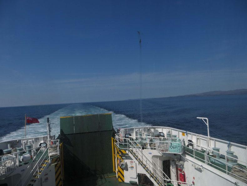 Fähre von Port Ellen