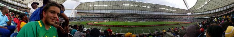 Ein sehr schönes Stadion!