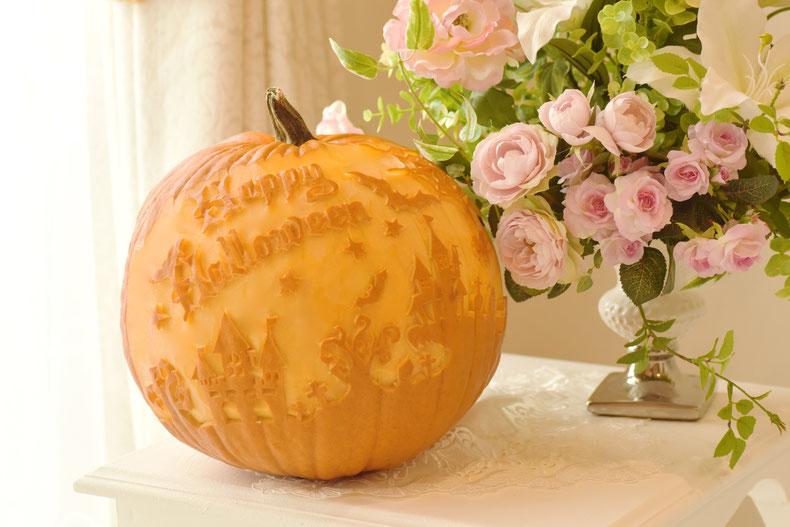 ハロウィン かぼちゃ カボチャ カービング