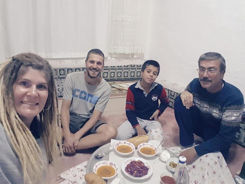 Türkisches Abendessen