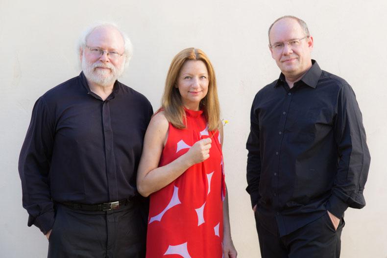 Trio piano violon violoncelle musique de chambre Russie Musique slave Serbie Ukraine Jasmina Kulaglich Lev Maslovsky Igor Kiritchenko