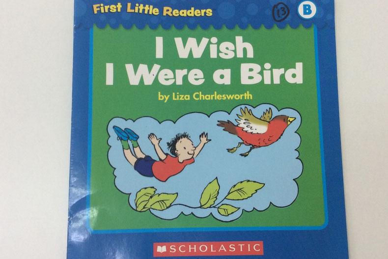 小学生が思う.. I wish I were a bird…