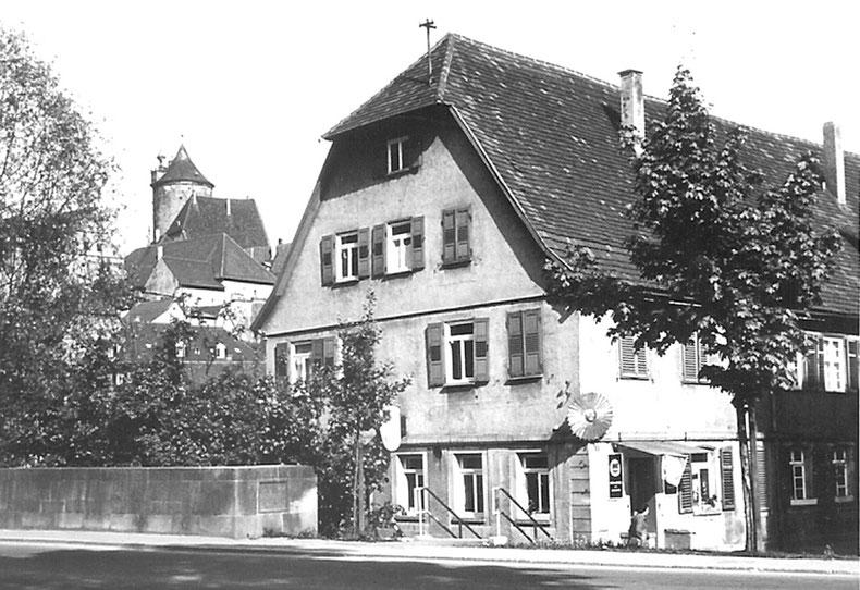 Bietigheimer Straße 1
