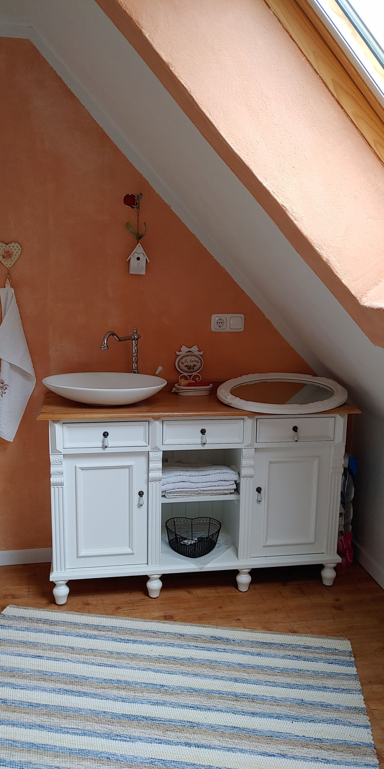 """Landhaus Waschtisch """"Hove"""" von Land und Liebe"""