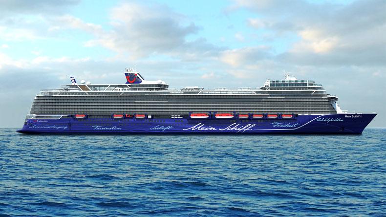 Neues Mein Schiff 1