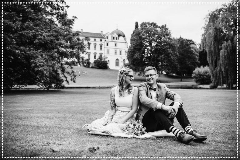 Hochzeit im Celler Schloss