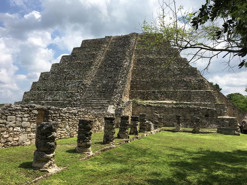 Pyramide von Kukulkan