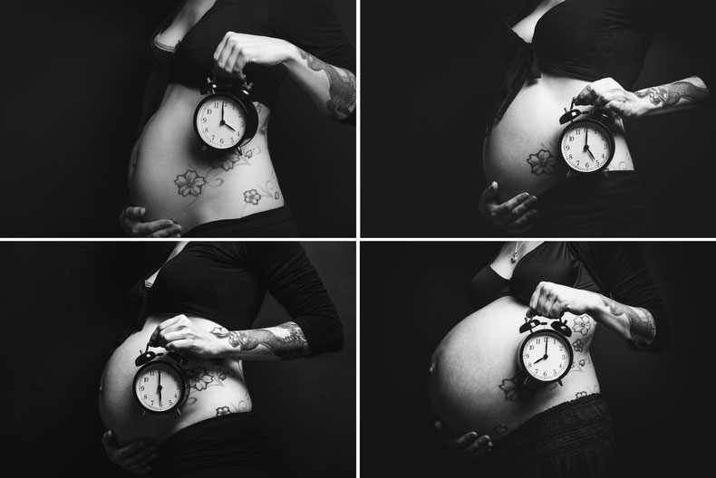 seance photo de grossesse en famille Toulouse, Albi et le Tarn