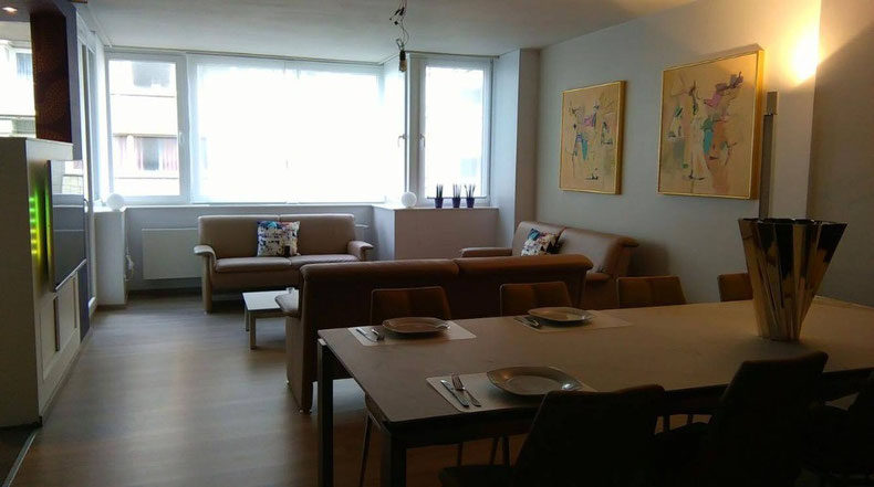 Oostende - Apt 3 Slpkmrs/Chambres - Cosy