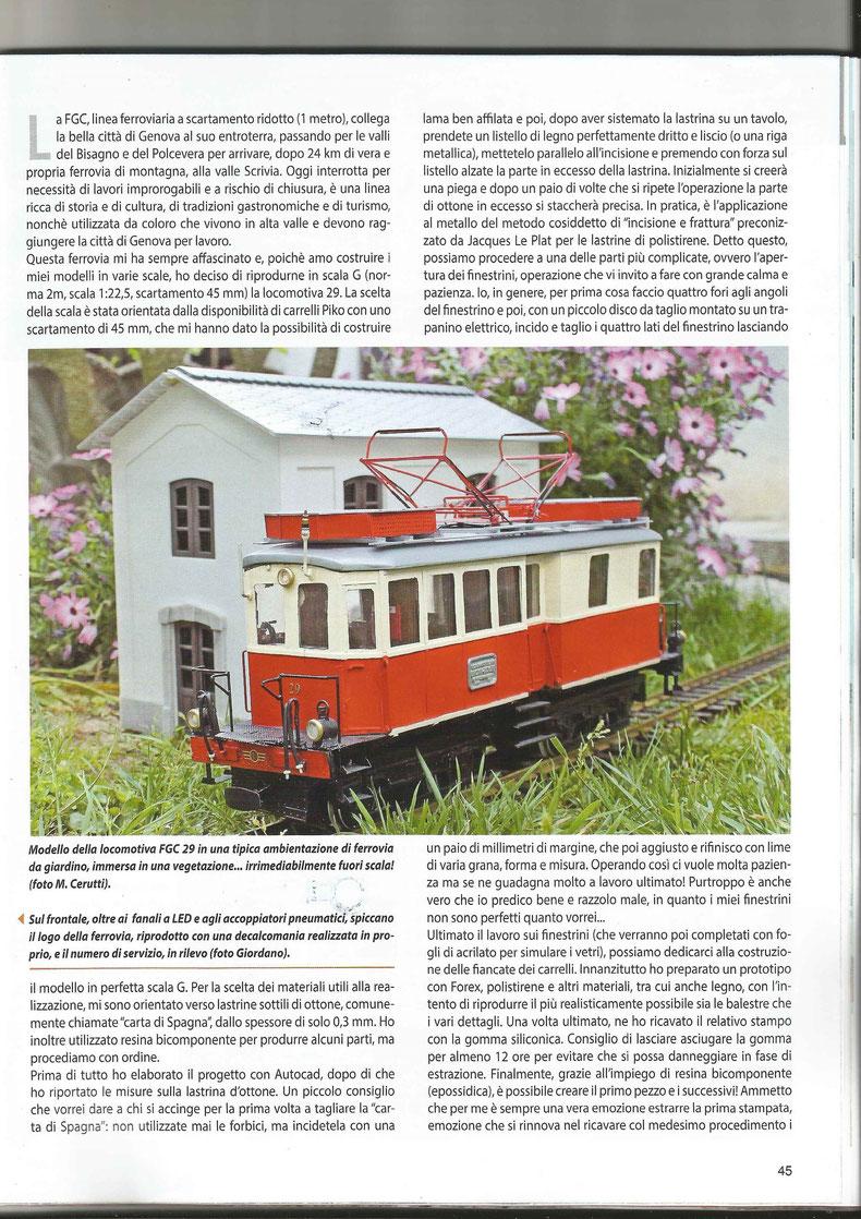 e se volete leggere tutto l'articolo... la rivista vi aspetta in edicola!! :)
