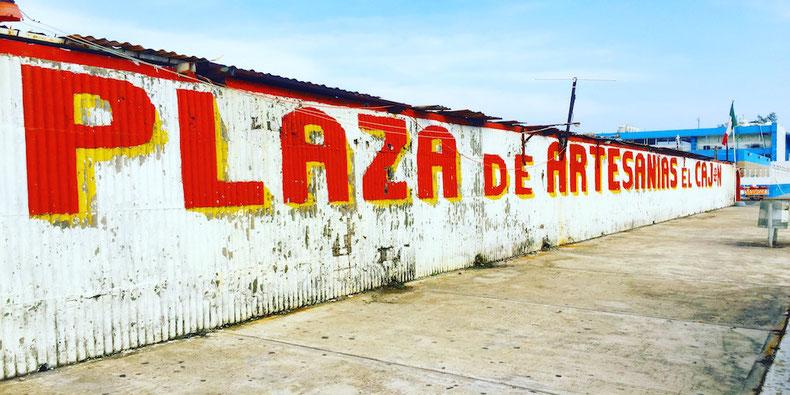Plaza de Artesanias - Veracruz