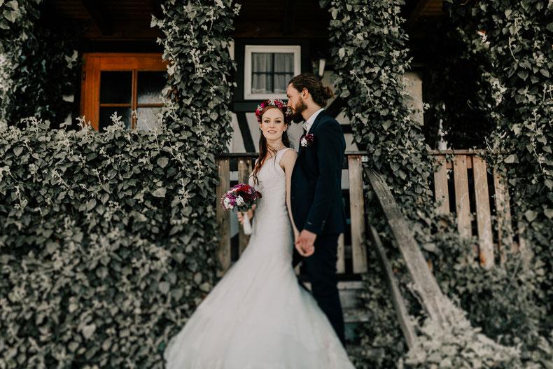 Traurednerin Odenwald eine Freie Trauung im Odenwald Hochzeit im Odenwald Brautpaar Odenwald Heiraten im Odenwald