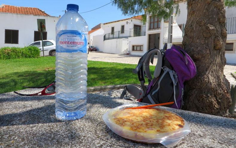 Piligrimo pietūs Portugališkajame kelyje