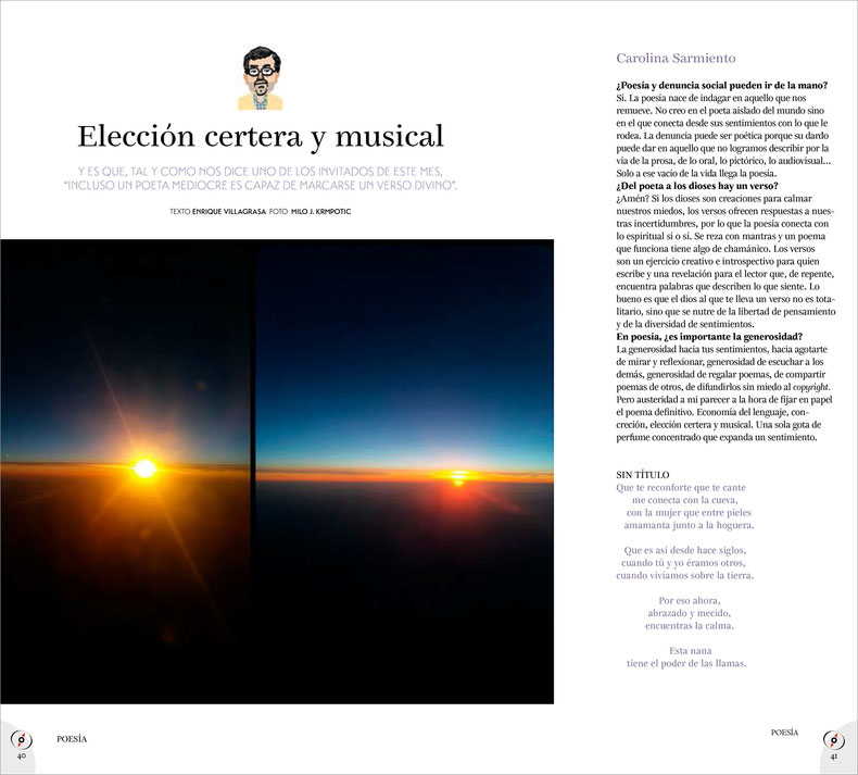 Ikiru - Carolina Sarmiento - Librújula - Enrique Villagrasa