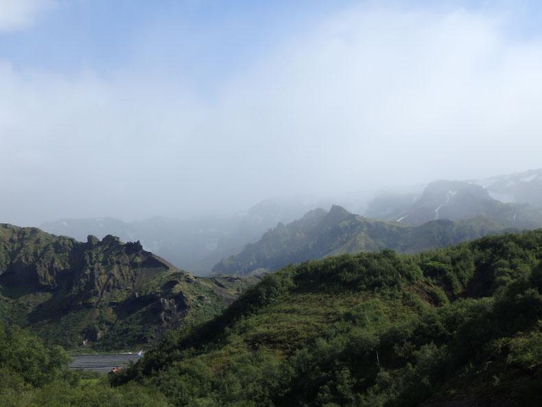 Langidalur, Þórsmörk on the Laugavegur