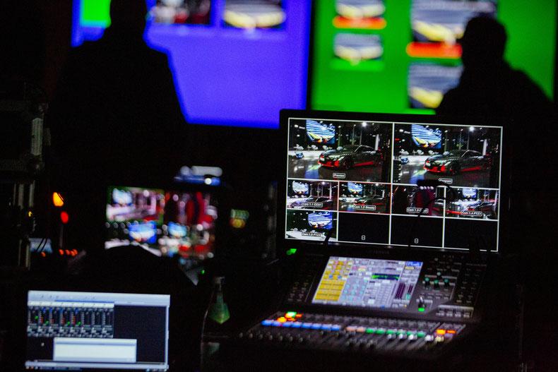 Live Streaming München von K-9 Film und TV Produktion