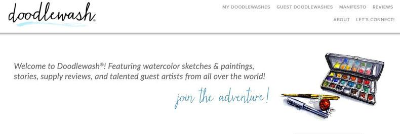 doodlewash