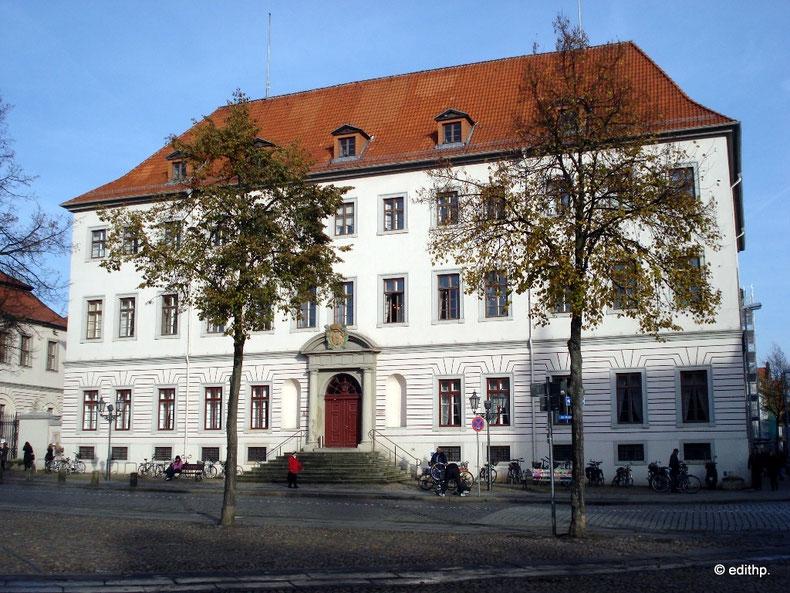 Schloss des Herzogs von Braunschweig-Lüneburg