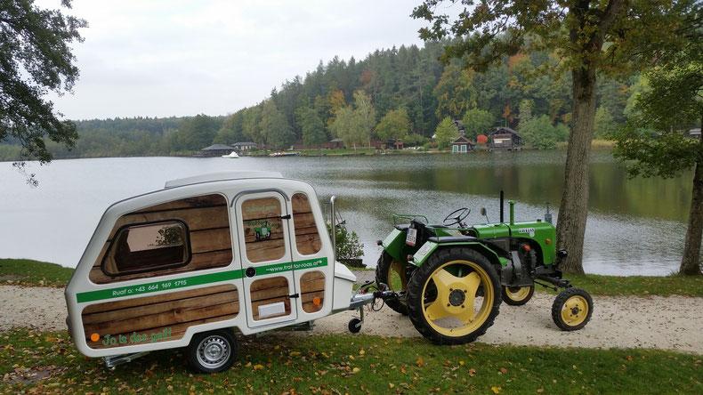 puscherl roas traktor roas. Black Bedroom Furniture Sets. Home Design Ideas